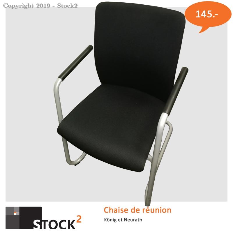 Chaise de réunion / visiteur